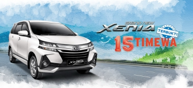 Daihatsu New Xenia